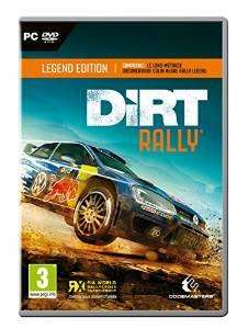 Dirt Rally - Edition légende sur PC