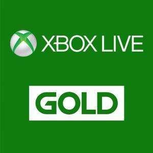 Abonnement de 12 mois au Xbox Live Gold (Dématérialisé - Compte Brésil)
