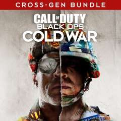 Pack Cross-gen Call of Duty: Black Ops Cold War sur PS4/PS5 (Dématérialisé)