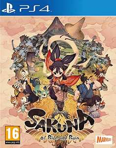 Sakuna Of Rice and Ruin sur PS4