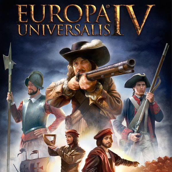 Europa Universalis IV sur PC (dématérialisé)
