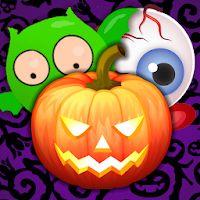 Sélection de 5 jeux gratuits sur Android - Ex: Crazy Halloween Puzzle (réflexion)