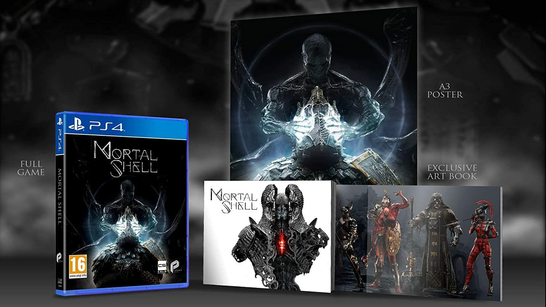 Mortal Shell sur PS4