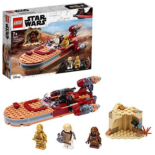 Jeu de construction Lego Star Wars - Le landspeeder de Luke Skywalker (75271)
