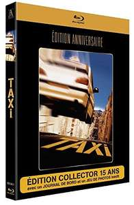 Blu-ray Taxi Édition Collector Limitée 15 Ans (Vendeur tiers)