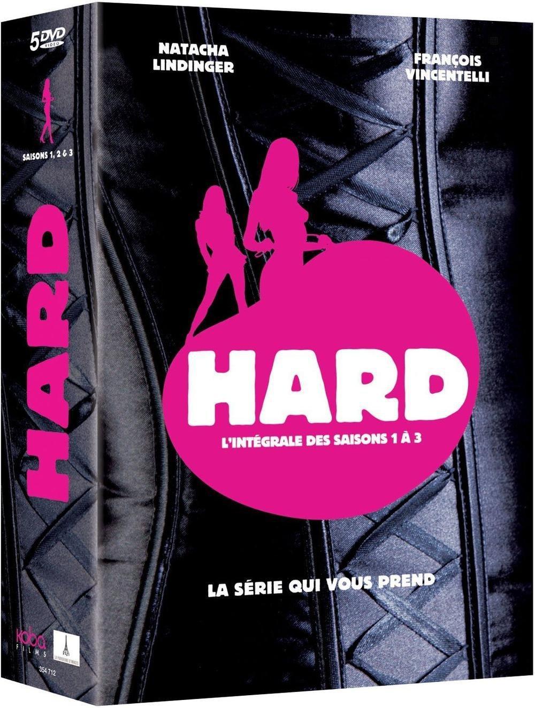 Coffret DVD : L'intégrale Hard saisons 1 à 3