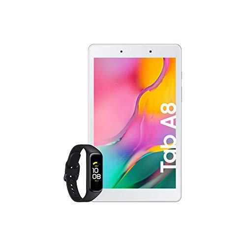 """Tablette 8"""" Samsung Galaxy Tab A (2019) - Wi-Fi, 2 Go de RAM , 32 Go + Bracelet connecté Galaxy Fit2"""