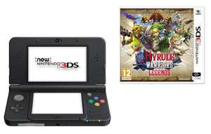 Pack Console Nintendo New 3DS + Hyrule Warriors Legends