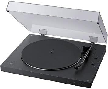 Tourne-disque Platine Vinyle Bluetooth Sony PS-LX310BT