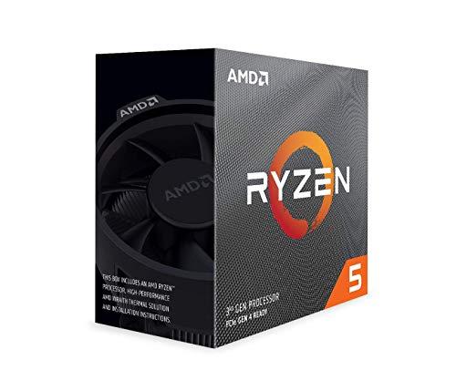 Processeur AMD Ryzen 5 3600 - 3.6 GHz, Mode Turbo à 4.2 GHz