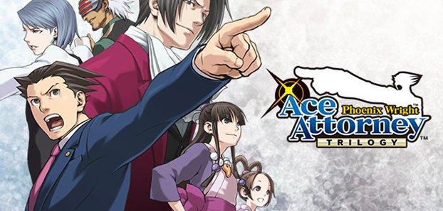 Phoenix Wright: Ace Attorney Trilogy sur PC (Dématérialisé - Steam)