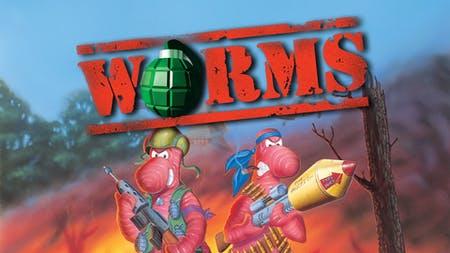Worms sur PC (Dématérialisé - Steam)