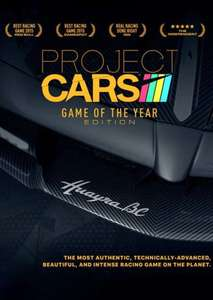Project CARS - Game Of The Year Edition Sur PC (Steam - Dématérialisé)