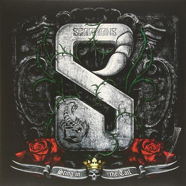 Album Vinyle Scorpion - Sting in the tail
