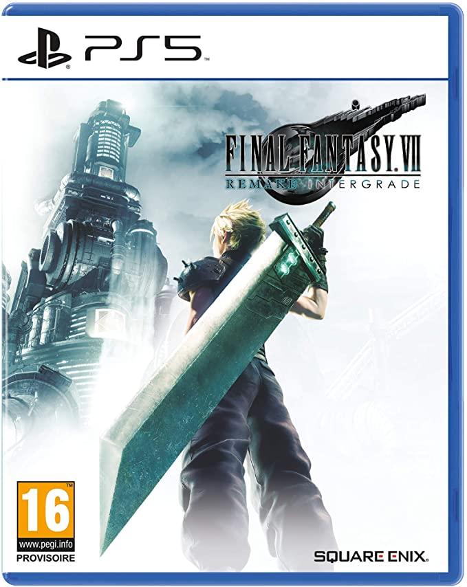 [Précommande] Final Fantasy VII Remake sur PS5