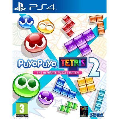 Puyo Puyo Tetris 2 sur PS4 ou Xbox One