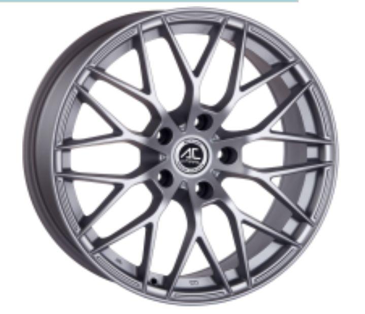 """Lot de 4 Jantes 20"""" AC Wheels Saphire 5x114.3"""