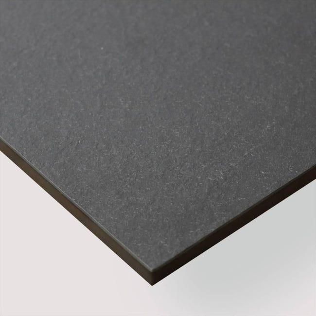 Plan de travail compact Perlato clair Mat - 300 x 63 cm, Ep.12 mm - Nanterre (92)