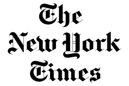 Abonnement hebdomadaire à l'édition numérique du journal New York Times (Dématérialisé)