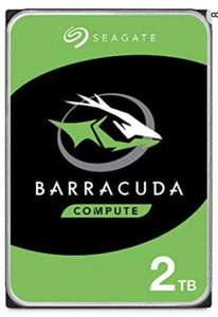 "DIsque dur interne 3.5"" Seagate Barracuda ST2000DMZ08 - 2To - 7200RPM - SATA 6GB/S"