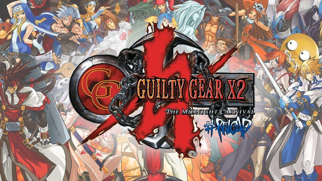 Guilty Gear X2 #Reload sur PC. (Dématérialisé - Steam)