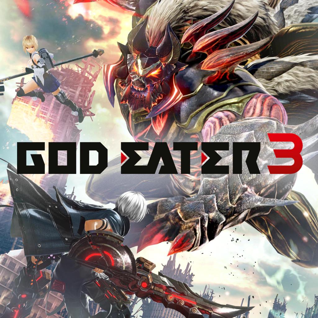 God Eater 3 sur PS4 (Dématérialisé)