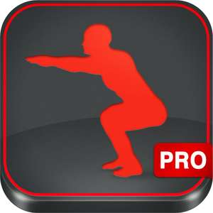 Application Runtastic Squats Pro gratuite sur iOS et Android (au lieu de 1.99€)