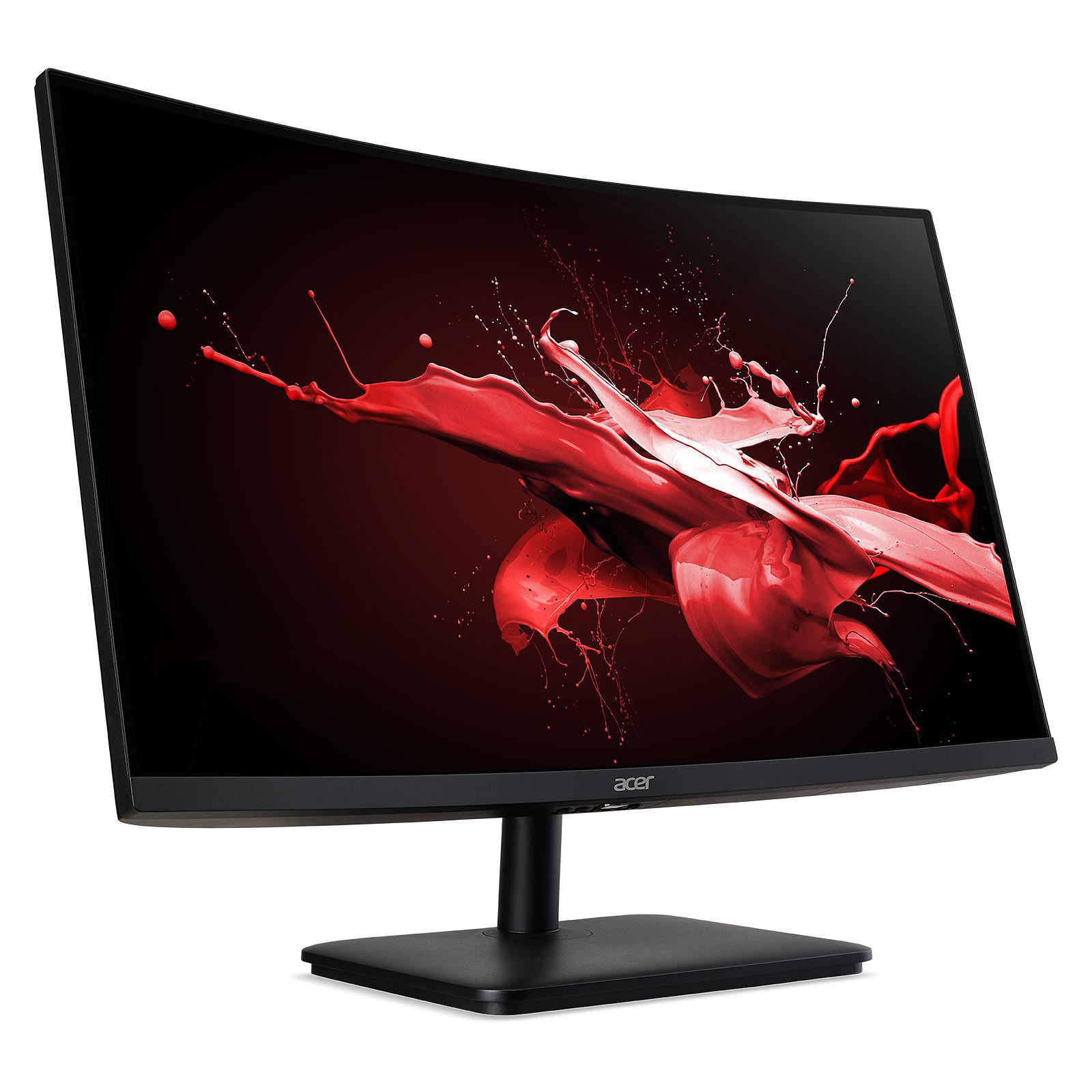 "Écran PC gaming 27"" Acer ED270UPbiipx - WQHD, 165 Hz, Dalle VA, Incurvé, 1 ms"