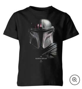 -40% sur une sélection de T-shirts Star Wars - The Mandalorian
