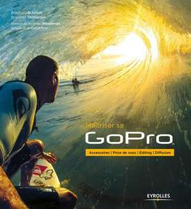 50 % de réduction sur les ebooks Photo Eyrolles (via application) - Ex: Maîtriser sa GoPro