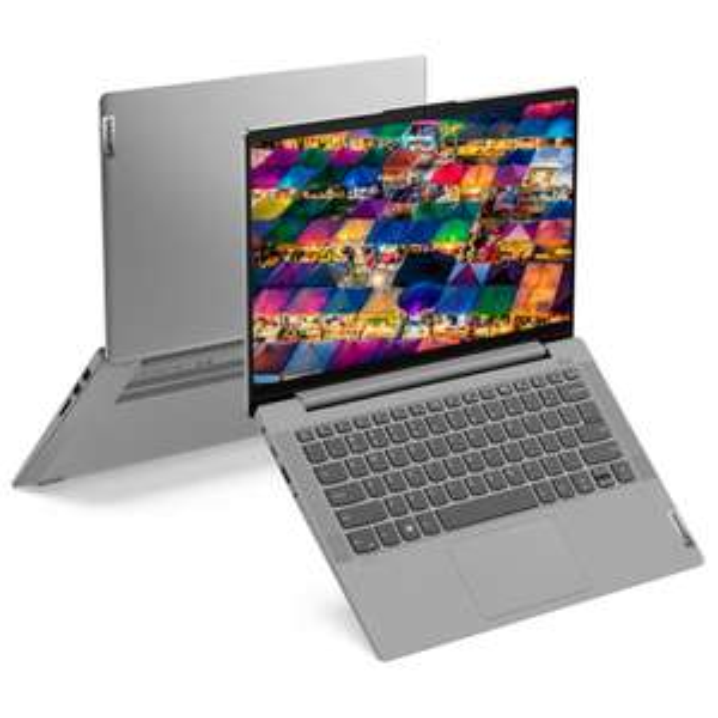 "PC Portable 14"" Lenovo IdeaPad 5 - Full HD IPS, Ryzen 7 4700U, RAM 8 Go 3200 MHz, SSD 256 Go, Windows 10"