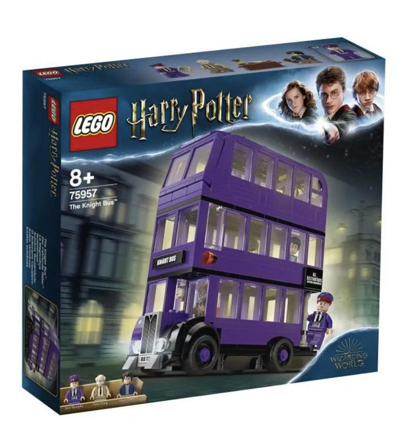 Jouet Lego Harry Potter (75957) - Le Magicobus Bus