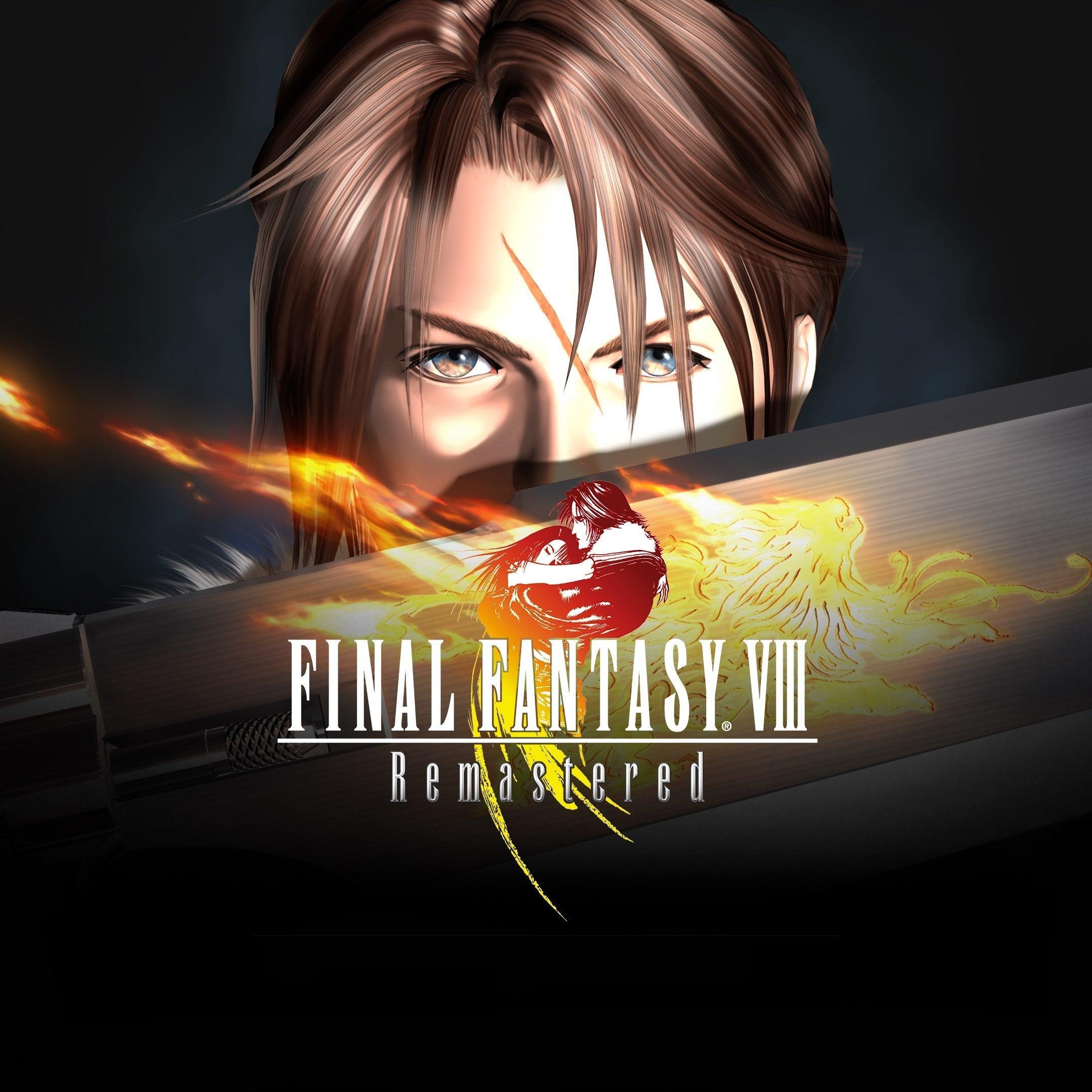Final Fantasy VIII Remastered sur PS4 (dématérialisé)