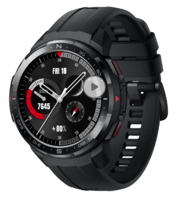 Montre connectée Honor Watch GS Pro Charcoal Black
