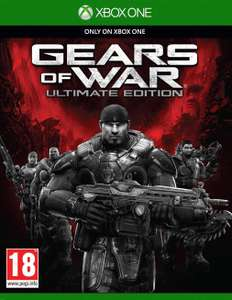 Gears of War: Ultimate Edition sur Xbox One