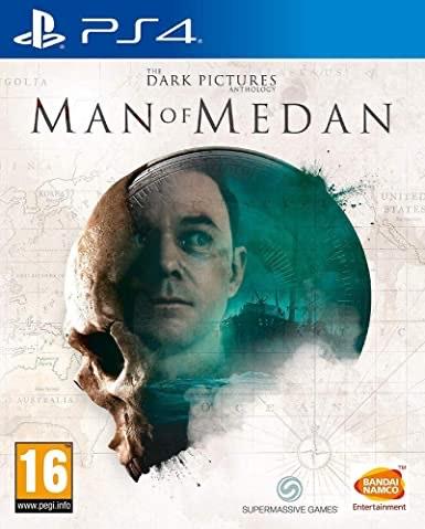 The Dark Pictures Anthology: Man Of Medan sur PS4 (Dématérialisé)