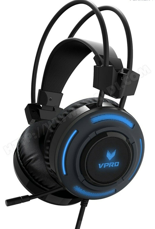 Micro-casque Rapoo Vpro VH200 avec Rétro-éclairage RGB