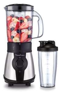Blender MOULINEX ON-THE-GO LM1B1D10 - 300W, 0.75L