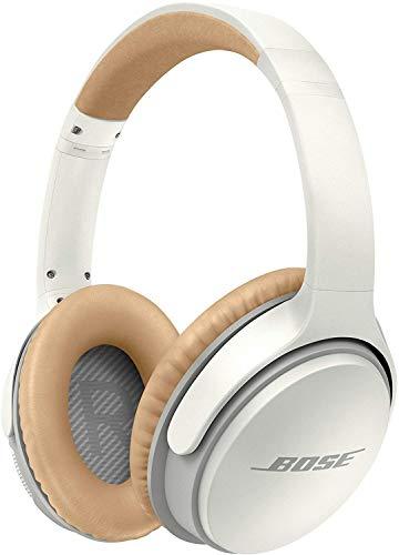 Casque audio circum-aural sans fil Bose SoundLink II - Blanc