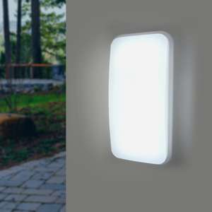 Applique murale LED rectangulaire - 20W, IP65 (silamp.fr)