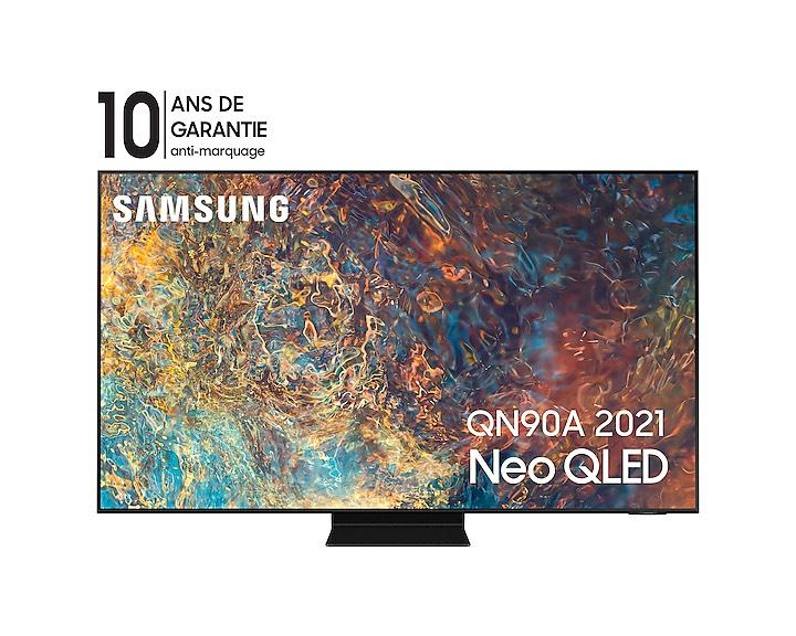 "TV QLED 50"" Samsung Neo QE50QN90A 2021 - 4K UHD, Smart TV (Via ODR 300€)"