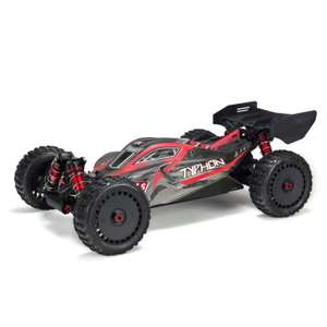 Buggy RC 1/8 Arrma Typhon 6S 4x4 BLX RTR (lindinger.at)