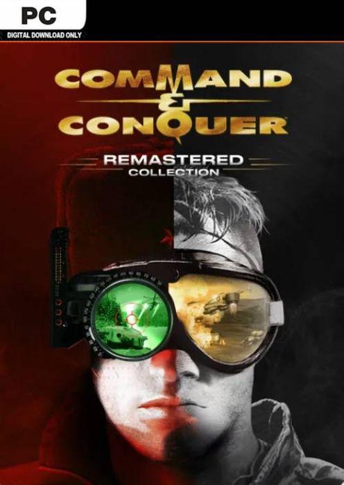 Command & Conquer: Remastered Collection sur PC (Dématérialisé - Steam)