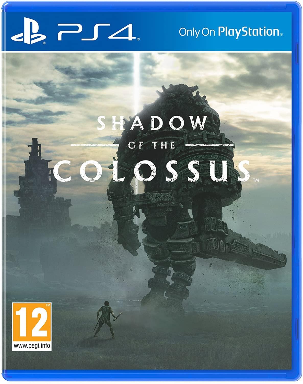 Sélection de jeux en promotion - Ex : Shadow of the Colossus sur PS4 - Biganos (33)