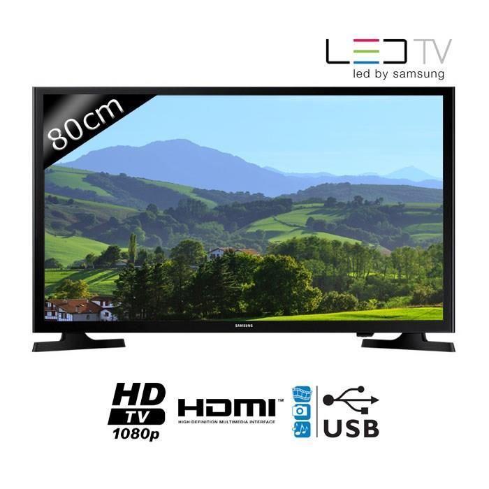 "TV 32"" Samsung UE32J5000 - Full HD (via ODR 10%)"