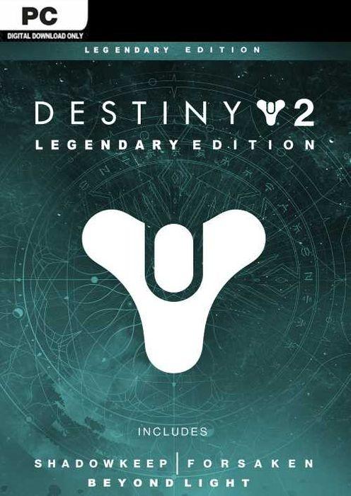Destiny 2 Edition Légendaire sur PC (Dématérialisé - Steam)