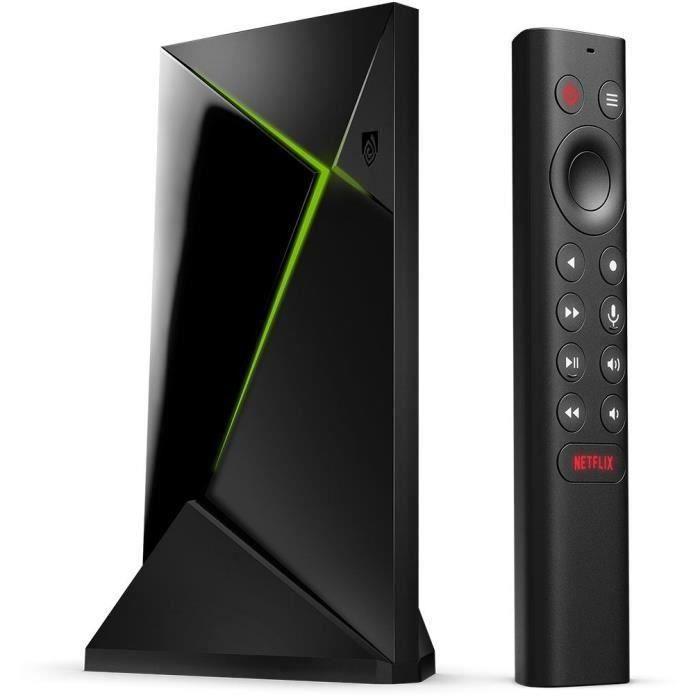 Box multimédia Nvidia Shield TV Pro