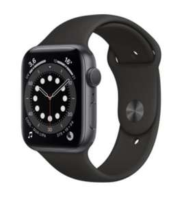 Montre connectée Apple Watch Series 6 (GPS) - 44 mm (+11.79€ en Rakuten Points)