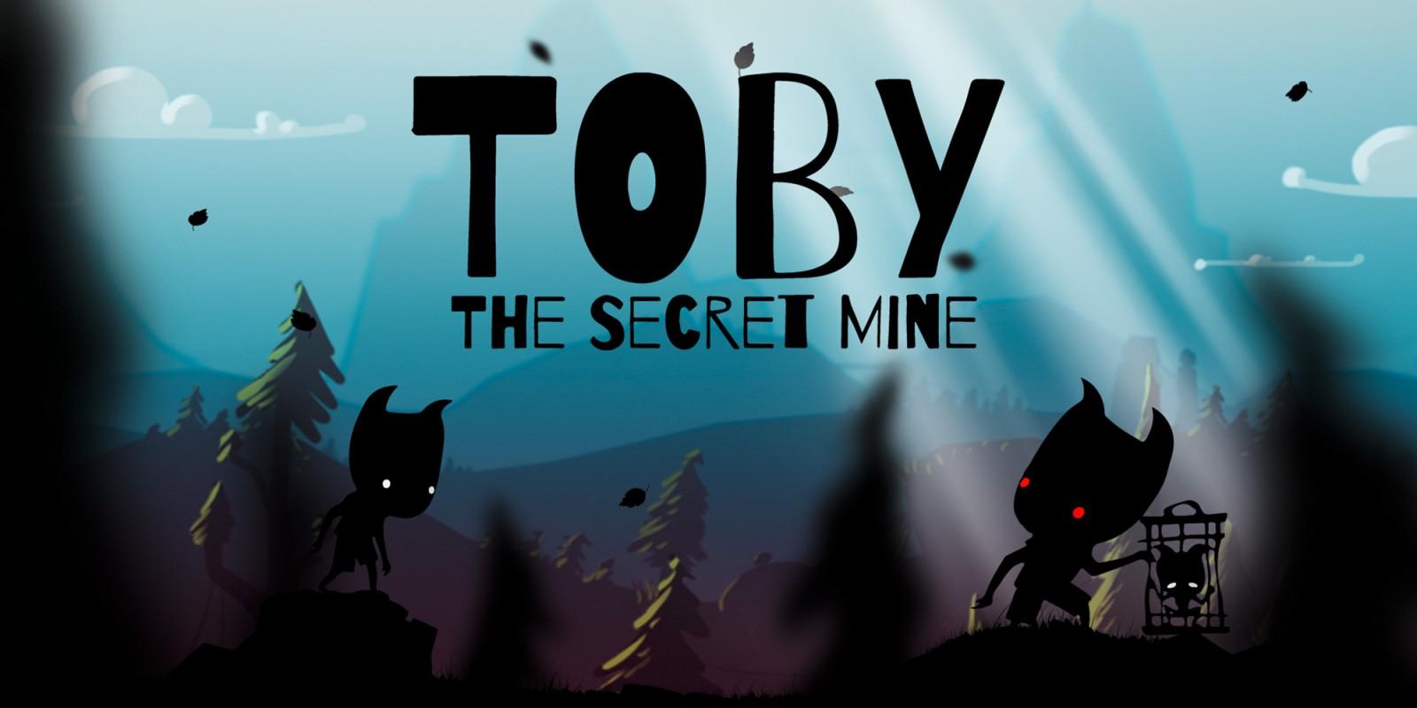 Toby-The-Secret-Mine sur Nintendo Switch (Dématérialisé)