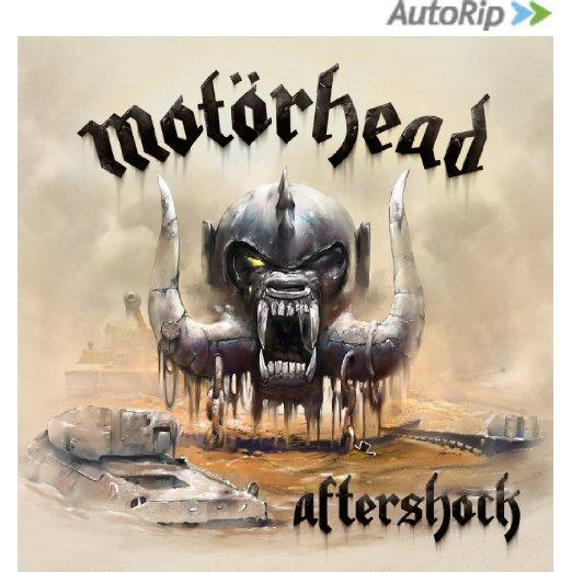 Sélection discographique de Motörhead - Ex : CD Album Aftershock
